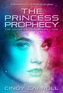 The Princess Prophecy cover