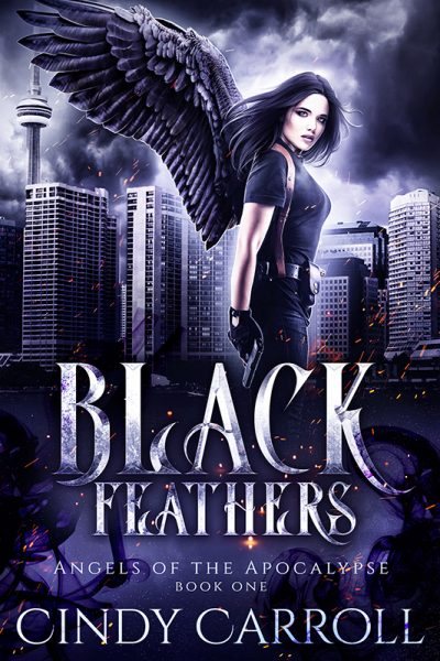 Black Feathers cover